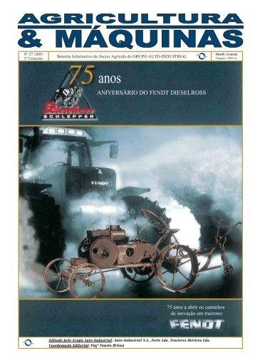 Nº27/2005 - Agricultura & Máquinas