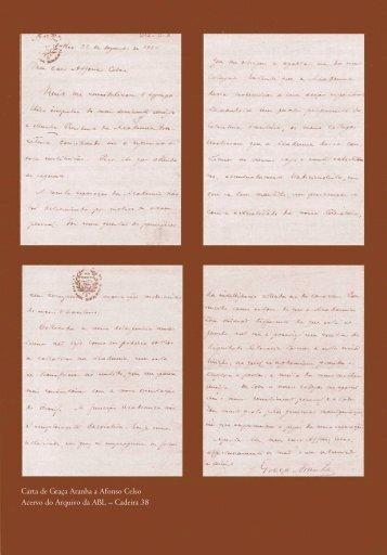 Prosa 1 - Academia Brasileira de Letras
