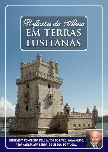 EM tERRAS lUSItANAS - Legião da Boa Vontade