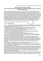 ORDIN Nr. 665 din 28 noiembrie 2008 privind - Inspectoratul ...