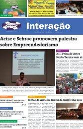 Jornal - Associação Comercial e industrial de Embu