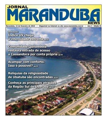 Jornal Maranduba News