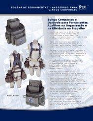 Bolsas Compactas e Duráveis para Ferramentas ... - Capital Safety