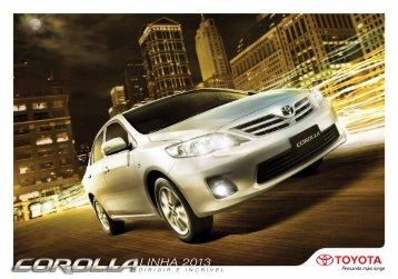 LINHA 2013 - Toyota Etios
