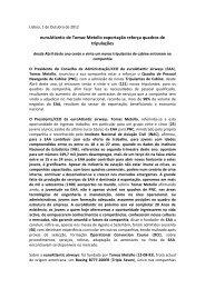 euroAtlantic de Tomaz Metello exportação reforça quadros de ...