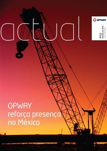 OPWAY reforça presença no México