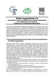 Mobile Jugendarbeit 2.0