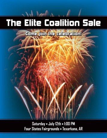 Elite Coalition 7-12-08.indd - The Elite Coalition Sale