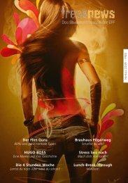 Download the Magazin [PDF / 4600 KB] - Geschafft! - und jetzt ne ...