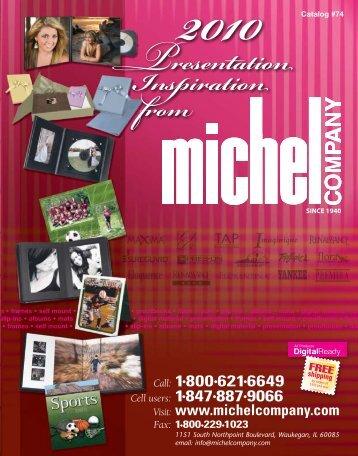 Presentation Inspiration - Michel Company