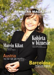 Barcelona - Members Magazine
