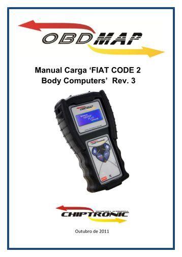 fiat - code 2 bc - obdmap