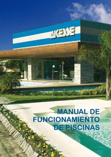 MANUAL DE FUNCIONAMIENTO DE PISCINAS - Grupo Akesse
