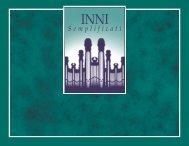 INNI SEMPLIFICATI - The Church of Jesus Christ of Latter-day Saints