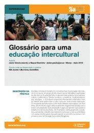 Glossário para uma educação intercultural - Kaidara
