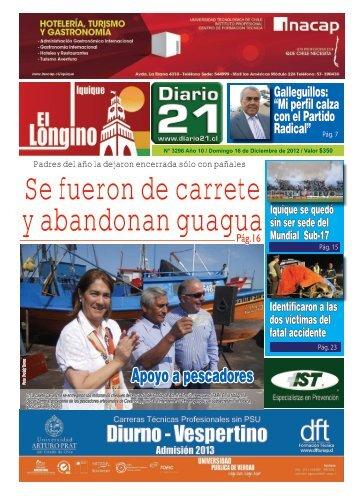 Apoyo a pescadores - Diario Longino