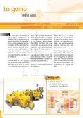 Bomba dosificadora de membrana hidraulica. General - Sistec - Page 4