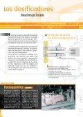 Bomba dosificadora de membrana hidraulica. General - Sistec - Page 6