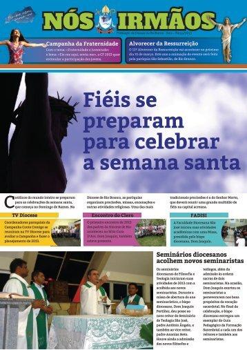 Jornal Diocesano - Diocese de Rio Branco