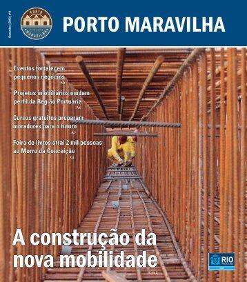Cursos gratuitos preparam moradores para o ... - Porto Maravilha