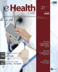 e-Health Care - drCLOUD: Healthcare Network Solutions