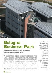 Bologna Business Park - Ecobuild
