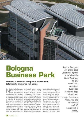 Bologna Business Park - Ecobuild