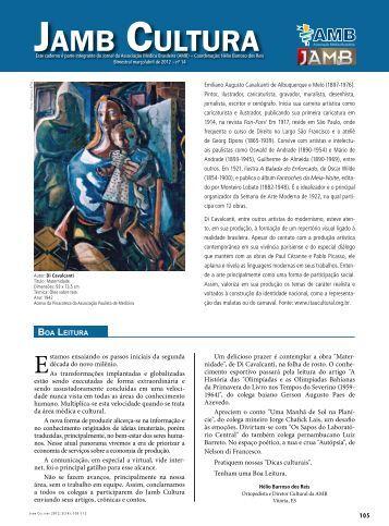 Março / Abril - Associação Médica Brasileira