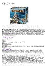 Kingsburg - Stratelibri - Board Games