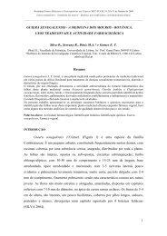 Resumo e Comunicação - IICT
