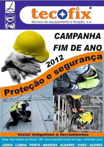 campanha fim de ano 2012 - Newsletter Tecofix