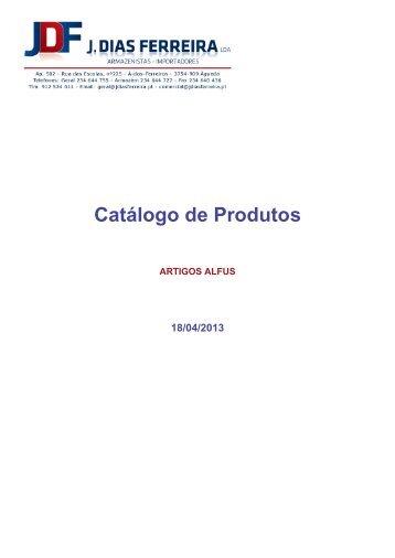 Catálogo de Produtos - J. DIAS FERREIRA
