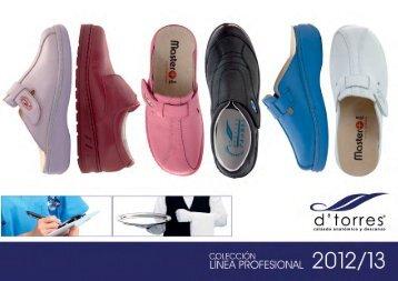 Descarga el Catálogo Línea Profesional 2012/2013. - D'Torres ...