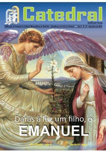 CATEDRAL SETEMBRO.pmd - Fé Católica