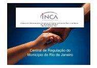 Central de Regulação do Rio de Janeiro mai 2011 - BVS Ministério ...