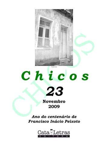 Revista chicos cataletras - DiverCidades Criativas