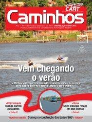 Revista Caminhos - Ano 1 - nº 5 - CART