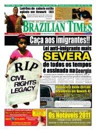 Lei punirá quem contratar e transportar imigrantes ... - Brazilian Times
