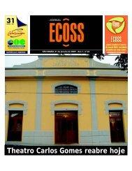 Jornal Ecoss Edição Nº 36 - Ogawa Butoh Center