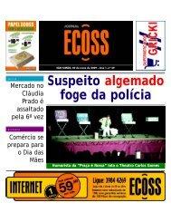 Jornal Ecoss Edição Nº 49