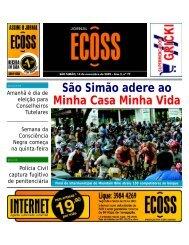 Jornal Ecoss Edição Nº 77 - Ogawa Butoh Center