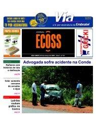 Jornal Ecoss Edição Nº 41 - Ogawa Butoh Center