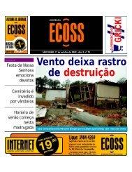 Jornal Ecoss Edição Nº 73 - Ogawa Butoh Center