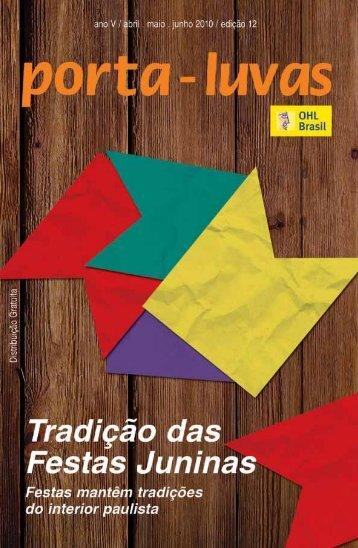 12ª edição da revista porta-luvas - Duzis
