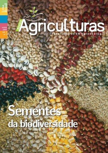 Agriculturas V4, N3 - AS-PTA