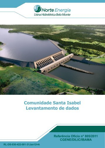 Comunidade Santa Isabel Levantamento de dados - Ibama