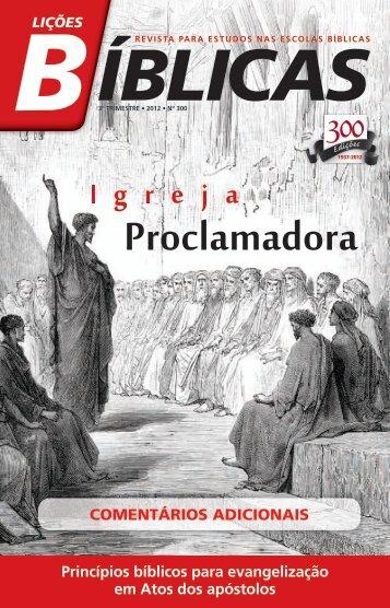COMENTÁRIOS ADICIONAIS - Portal IAP
