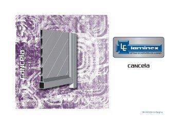 Catálogo Cancela - Grupo Laminex