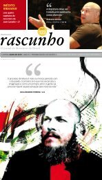 Edição 123 - Jornal Rascunho - Gazeta do Povo