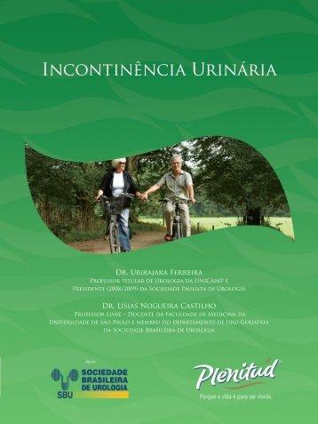 Monografia Incontinência Urinária - Plenitud